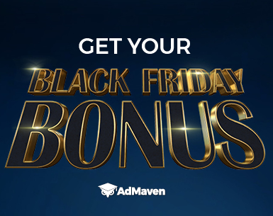 BLACK FRIDAY SPECIAL BONUS – GET IT NOW