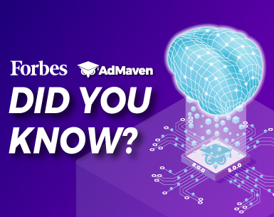 READ ON FORBES ABOUT THE NEW VERSION OF OUR OPTIMIZATION ENGINE – ADMAVEN V. A.I 8.0.0.