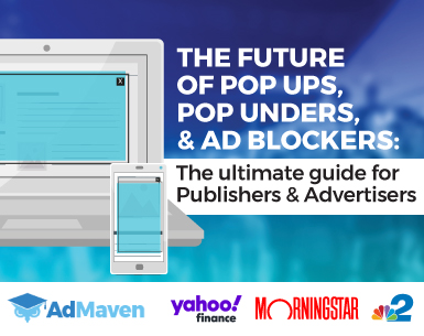 THE ULTIMATE GUIDE FOR PUBLISHERS & ADVERTISERS
