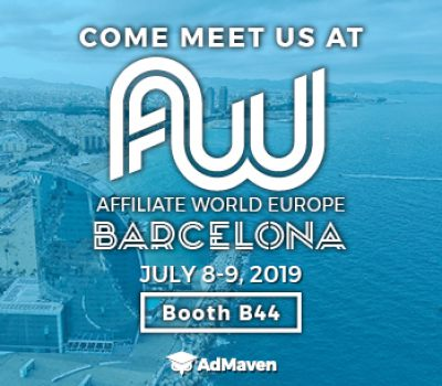 COME MEET US AT AWE2019 IN BARCELONA