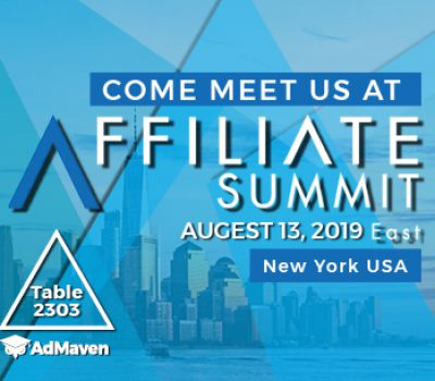 ADMAVEN IS COMING TO ASE2019