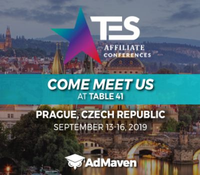 COME MEET US AT TES2019 IN PRAGUE