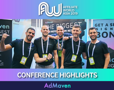 affiliate world asia admaven highlights