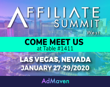 admaven affiliate summit west 2020