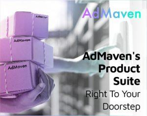 admaven products push notifications