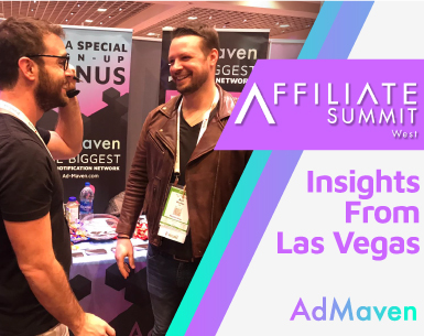 AdMaven's Highlights from Affiliate Summit West 2020