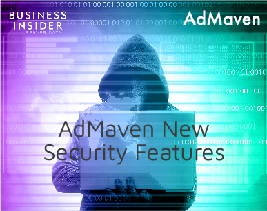 New AdMaven Security Features for Advertisers