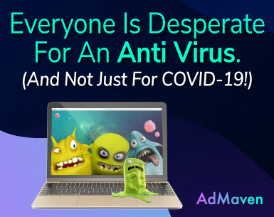 admaven advertisers anti virus vertical