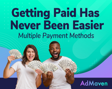 Staying On Top Of Your AdMaven Earnings & Choosing How To Get Paid