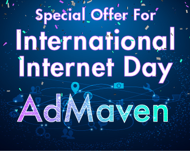 admaven Happy Internet Day