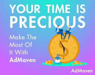 AdMaven – Your Friendly One-Stop-Shop