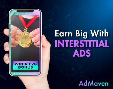 admaven interstitial: a closer look